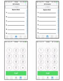Cell Phone Template by 15 And Creative Ways To And Partner Students