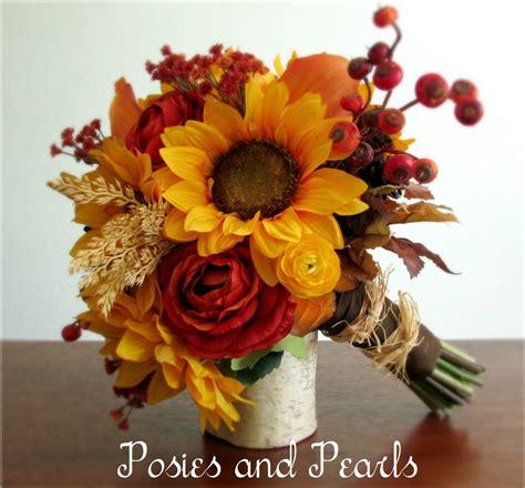 Fall Wedding Flower Bouquets by Wedding Flowers Bouquet Fall Www Imgkid The Image