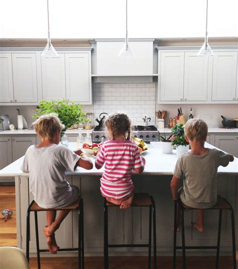 family kitchens kitchens that are friends for kids living with kids courtney adamo design mom