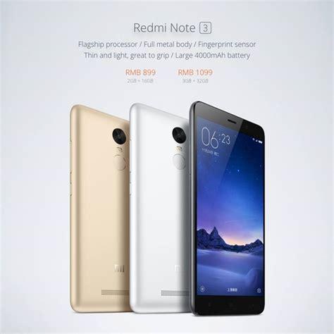 Hp Xiaomi Redmi 3 Di Malaysia Xiaomi Redmi Note 3 Malaysia Release Date Technave