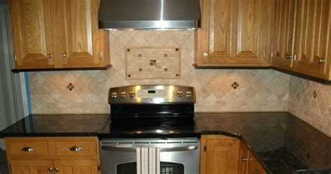 easy backsplash kitchen kitchen backsplash ideas on a budget kenangorgun com