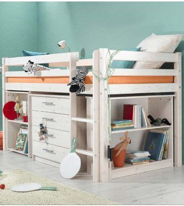 Cabin Bed With Desk And Drawers by White Cabin Bed With Desk Drawers Rosie S Room