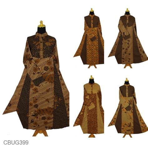 Baju Batik Gamis Murah baju batik gamis motif udan liris gamis batik murah