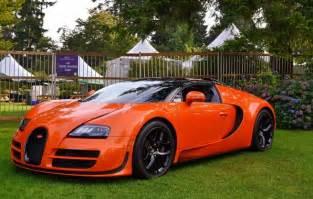 Orange Bugatti Veyron Wallpaper Veyron Orange Vitesse Bugatti Images For