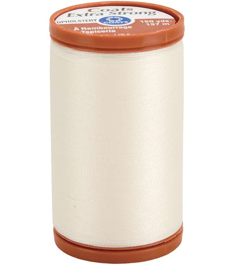 where to buy upholstery thread coats clark extra strong upholstery thread 150 yd jo ann