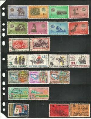 Perangko Piala Cup Jakarta Tahun 1974 perangko perangko tua indonesia yang langka dan menawan