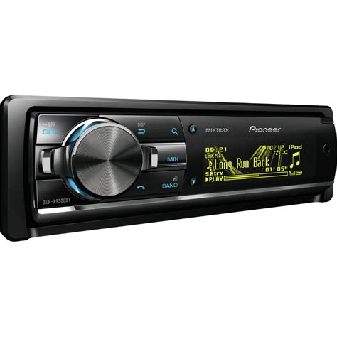 connect android to car stereo usb pioneer deh x9500bt cd rds car stereo bluetooth usb ipod iphone android ebay