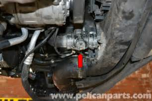 2003 audi a4 coolant temperature sensor location moreover