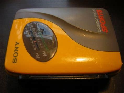 Walkman Sony Wm Fx267 Radio Cassette Player Baru Nos fm am radio walkman sony sports walkman portable cassette auto player am fm radio