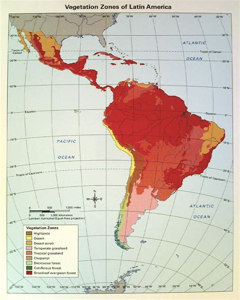 usa vegetation map maps wsns social studies
