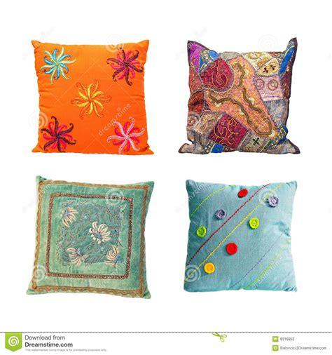 Time Color Pillow pillows color stock photos image 8316853