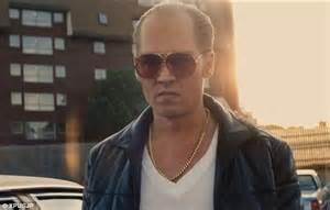 gangster movie in boston johnny depp as gangster whitey bulger in first black mass