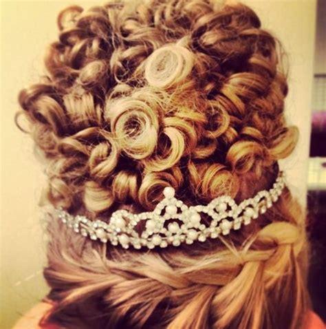 dance small bun with braid hairpiece irish dance wig with braid irish dance pinterest