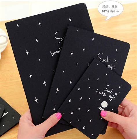harga sketchbook a6 korea selatan alat tulis galaxy hitam garis di dalam mobil