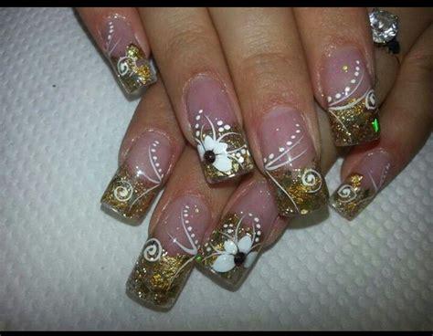 imagenes d uñas naturales decoradas u 241 as encapsuladas u 241 as pinterest