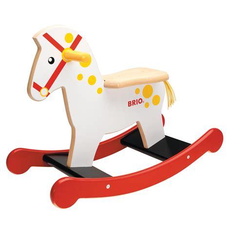 brio toys brio rocking horse 163 70 00 hamleys for brio rocking