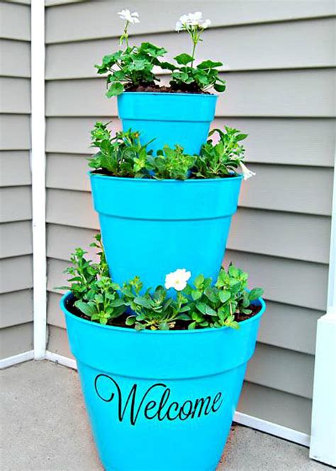 29 best front door flower pots ideas and designs for 2017