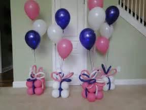 present balloon pillar 176 176 balloons 176 176 pinterest