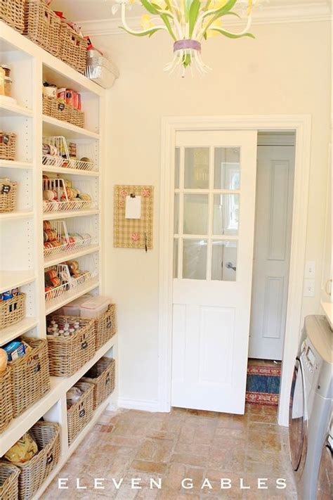 pantry laundry and doors on