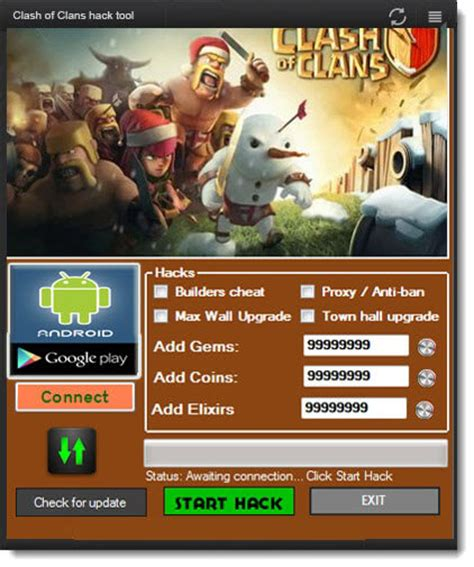 mod game clash of clans 2015 clash of clans hack tool 2015 and mods for android no survey