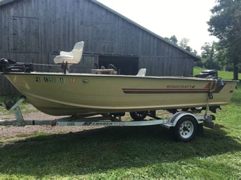 starcraft boat cup holders 1985 starcraft boat starcraft 1985 for sale
