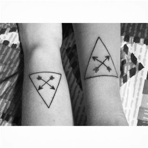 geometric tattoo friendship 126 best images about tattoo on pinterest norse
