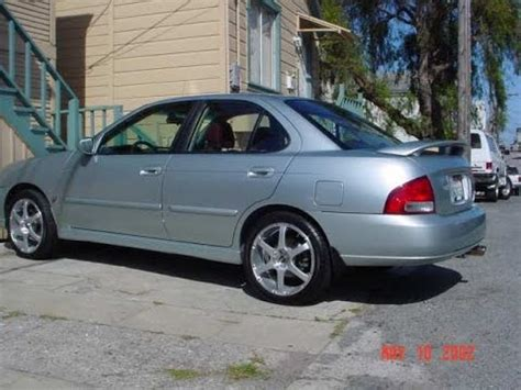 2002 Nissan Sentra Se R by The Story Of My 2002 Nissan Sentra Se R Spec V Part 1