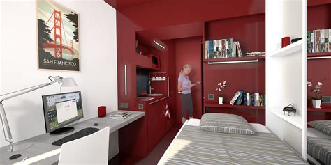chambre universitaire toulouse r 233 sidences 233 tudiantes espace loggia