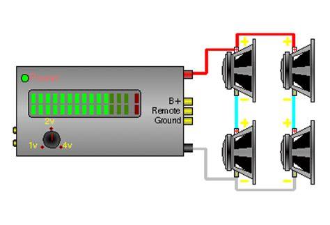 transistor d882 041 resistors in series with speakers 28 images series parallel speaker wiring hometoys