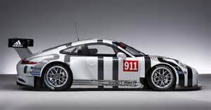 Porsche Race Cars Porsche 911 Gt3 R Race Car Arrives For Gt3 Competitors
