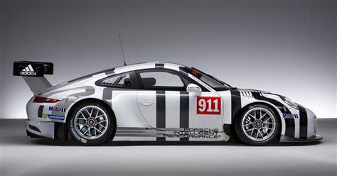 porsche 911 race car porsche 911 gt3 r race car arrives for gt3 competitors