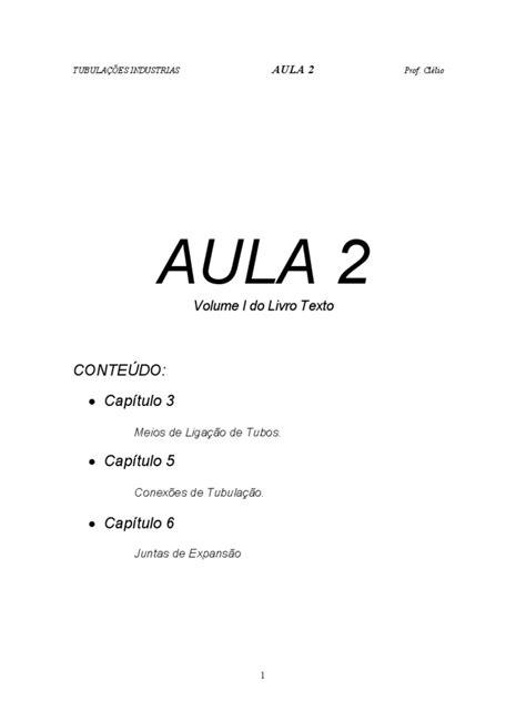 aula02 - CURSO DE TUBULAÇÃO INDUSTRIAL | Pressão | Corrosão