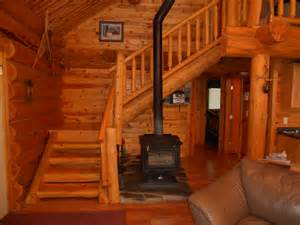 Log Home Stairs by Pinterest The World S Catalog Of Ideas