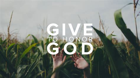 what to give a for give to honor god s commission fellowship