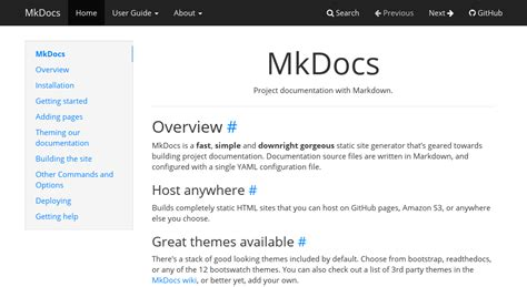 themes bootstrap cosmo mkdocs bootswatch themes