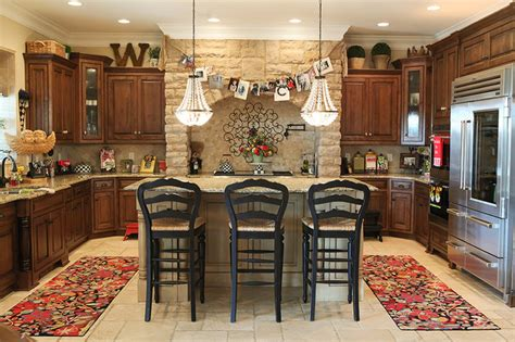 decorate kitchen holiday decor traditional kitchen columbus by
