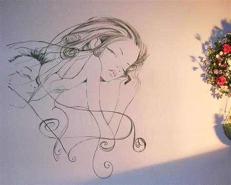 fantasie d interni decorazione d interni a roma realizzazione murales disney