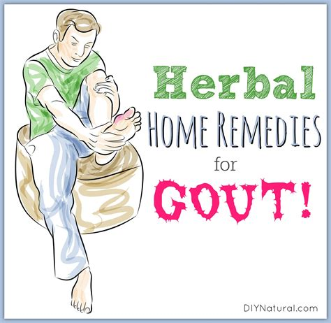 five gout home remedies to help ease aid recovery