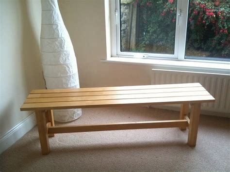 ikea norden bench ikea norden bench birch for sale in dunmore east waterford from buggysearcher