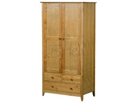Small Single Wardrobe Traditional Wardrobes