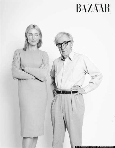 the casting couch com woody allen and cate blanchett chat casting couch