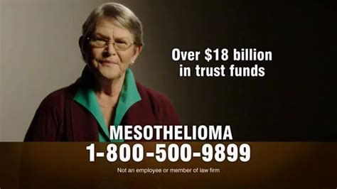 Mesothelioma Settlement Fund 1 by Services Tv Commercials Ispot Tv