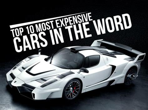 most rare cars in the world top 10 most expensive cars new car release and specs
