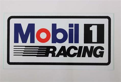 mobil 1 racing mobil 1 racing sticker