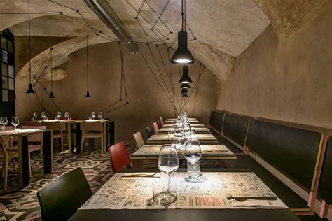 Studio Interior Design Brescia by Perimetro Food Verona Interior Design Di Studio Quaranta