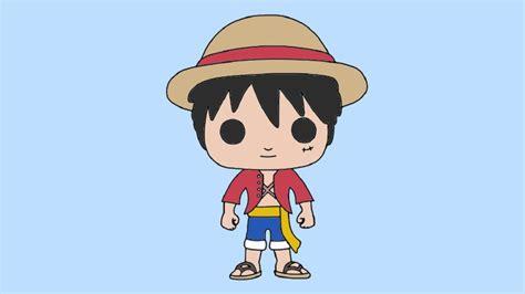 imagenes kawaii de luffy comment dessiner luffy chibi