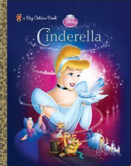 cinderella picture book cinderella big golden book disney wiki