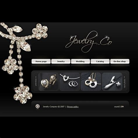 drupal themes jewelry jewelry flash template 18733