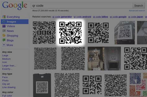 google images qr code why does that qr code go to justinsomnia org justinsomnia