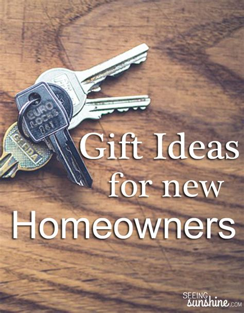 new homeowner gifts gift ideas for new homeowners seeing sunshine